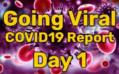 Going Viral – COVID19 Report – Day 1