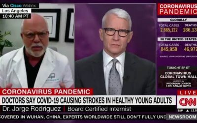 CNN Newsroom with Dr. Rodriguez: Blood discoveries